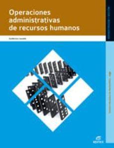 Eldeportedealbacete.es Operaciones Administrativas De Recursos Humanos 2012 Image