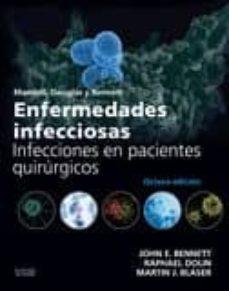 Ebooks descargar formato kindle ENFERMEDADES INFECCIOSAS. INFECCIONES EN PACIENTES QUIRUGICOS. 8ª EDICION. en español