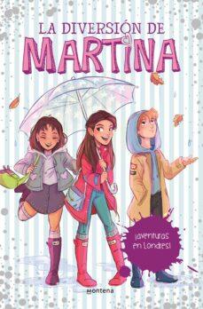 AVENTURAS EN LONDRES! (LA DIVERSIÓN DE MARTINA 2) | MARTINA D ...