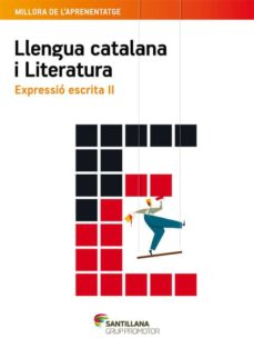 Chapultepecuno.mx Quadern Expresion Escrita 2º Secundaria Catala Ed 2015 Image