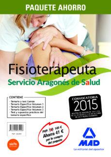 fisioterapeutas del servicio aragones de salud (salud-aragon)-9788490935248