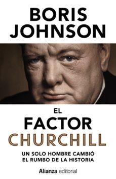 el factor churchill-boris johnson-9788491045748