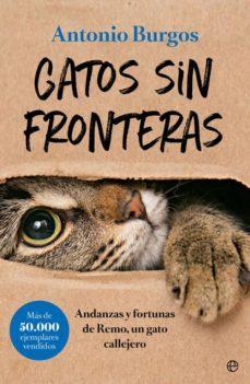 Chapultepecuno.mx Gatos Sin Fronteras: Andanzas Y Fortunas De Remo, Un Gato Calleje Ro Image