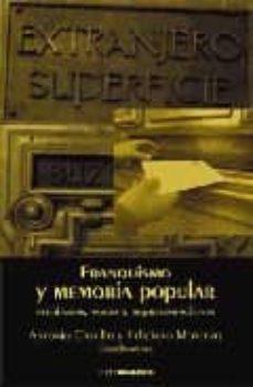 Permacultivo.es Franquismo Y Memoria Popular: Escrituras, Voces Y Representacione S Image