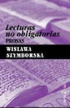 Descarga gratuita para ebooks LECTURAS NO OBLIGATORIAS  9788493734848 (Spanish Edition)