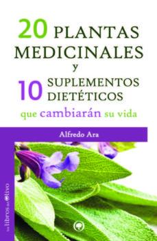 Srazceskychbohemu.cz 20 Plantas Medicinales Y 10 Suplementos Dieteticos Image