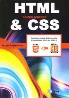 html & css curso practico-sergio lujan mora-9788494404948