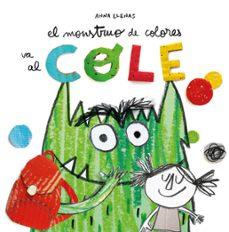 Debatecd.mx El Monstruo De Colores Va Al Cole Image