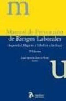 Cdaea.es Manual De Prevencion De Riesgos Laborales (2ª Ed) Image