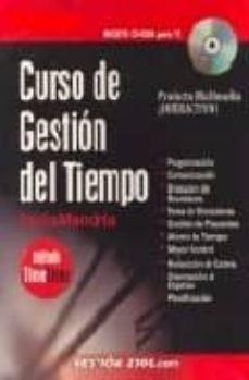 Permacultivo.es Curso De Gestion Del Tiempo (Producto Multimedia Interactivo) (In Cluye 2 Cd-rom) Image