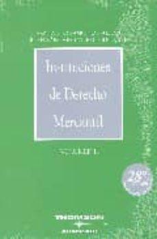 Geekmag.es Instituciones De Derecho Mercantil (Vol. Ii) (28ª Ed.) Image