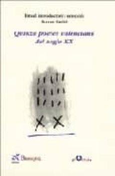 Chapultepecuno.mx Quinze Poetes Valencians Del Segle Xx Image