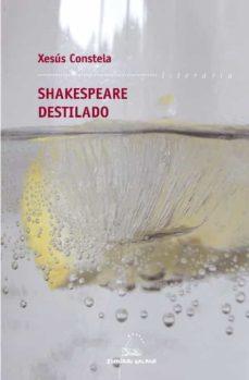 Descarga gratuita de libros de audio en pdf. SHAKESPEARE DESTILADO, PREMIO GARCIA BARROS 2008 CHM PDF (Spanish Edition) 9788498651348