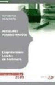 Inmaswan.es Oposiciones Auxiliares Administrativos Corporaciones Locales Anda Lucia. Supuestos Practicos Image