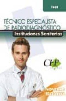Cdaea.es Tecnico Especialista De Radiodiagnostico Instituciones Sanitarias Test Image