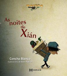 as noites de xian-concha blanco-9788499146348