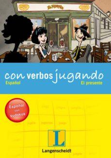 Javiercoterillo.es Con Verbos Jugando: Español: Presente Image