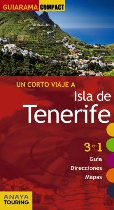Viamistica.es Un Corto Viaje A Isla De Tenerife 2014 (Guiarama Compact) Image