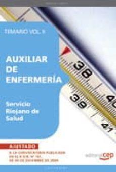 Alienazioneparentale.it Auxiliar De Enfemeria Del Servicio Riojano De Salud. Temario Vol. Ii Image