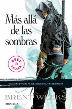 mas alla de las sombras (trilogia el angel de la noche 3)-brent weeks-9788499894348
