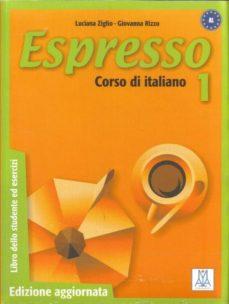 espresso 1. libro dello studente ed esercizi + cd-9788861820548