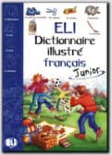 eli: dictionnaire illustre français junior-9788881484348