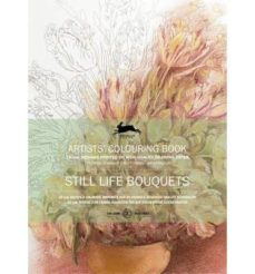 Cdaea.es Still Life Bouquets.16 Desings Printed On High-quality Drawing Paper Image