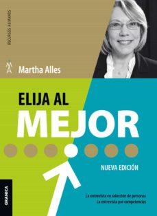elija al mejor (nueva edición) (ebook)-martha alicia alles-9789506419448