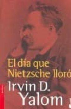Trailab.it El Dia Que Nietzsche Lloro Image