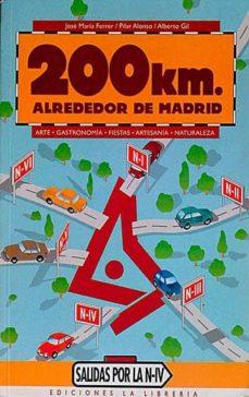 Inmaswan.es 200 Km. Alrededor De Madrid. Salidas Por La N-iv Image