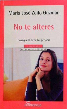 Titantitan.mx No Te Alteres : Consigue El Bienestar Personal Image