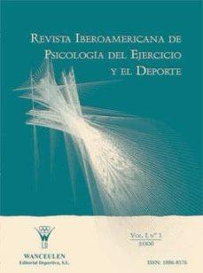 Valentifaineros20015.es Revista Iberoamericana De Psicologia De Ejercicio Y Del Deporte V Ol.v Nº 1 Image