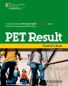 Descargar PET RESULT STUDENT BOOK gratis pdf - leer online