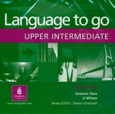 Treninodellesaline.it Language To Go Upper-intermediate (Cd Audio) Image