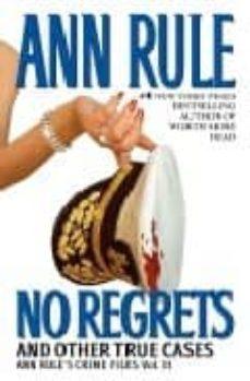 Ipod descargar libros de audio NO REGRETS  de ANN RULE
