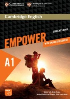 Descargar CAMBRIDGE ENGLISH EMPOWER STARTER STUDENT S BOOK WITH ONLINE ASSESSMENT AND PRACTICE gratis pdf - leer online