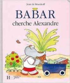 babar cherche alexandre-jean de brunhoff-9782012250758