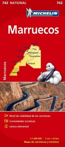 Bressoamisuradi.it Marruecos 2012 (1:1000000) (Ref. 742) (Mapa National) Image