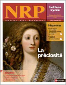nrp lycée - la préciosité - novembre 2010 (format pdf) (ebook)-9782091110158