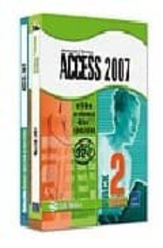 Padella.mx Access 2007. Pack 2 Libros: Libro De Referencia + Ejercicios Image