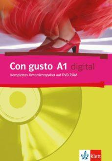 Geekmag.es Con Gusto. Komplettes Unterrichtspaket Auf Dvd-rom A1 Image