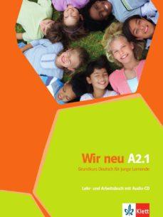 Epub gratis ingles WIR NEU A21 EJERCICIOS+CD 9783126758758 PDB de  en español