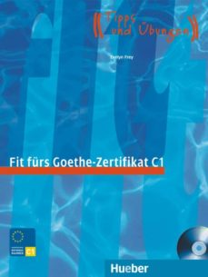 Descargas de libros de audio gratis para iPod FIT F.GOETHE-ZERTIFIKAT C1 (LIBRO + CD) de  in Spanish