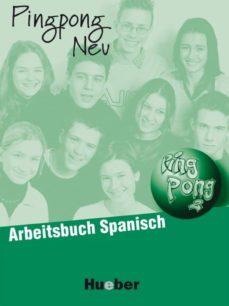 Rapidshare ebooks descargar gratis PING PONG NEU 2. ARBEITSBUCH SPANISCH (Spanish Edition) RTF DJVU iBook 9783190616558