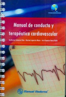Viamistica.es Manual De Conducta Y Terapeutica Cardiovascular Image