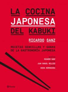 Carreracentenariometro.es La Cocina Japonesa Del Kabuki: Recetas Sencillas Y Sanas De La Ga Stronomia Japonesa Image