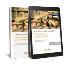 Descargar CONSTRUYENDO CONTRATOS gratis pdf - leer online