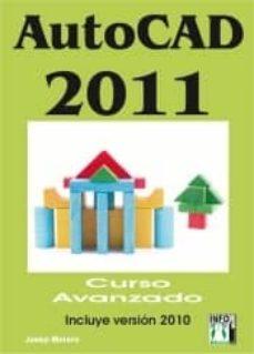 Ojpa.es Autocad 2011: Curso Avanzado Incluye Version 2010 Image