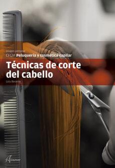 tecnicas de corte del cabello-lola becerra-9788415309758