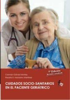 eBooks best sellers CUIDADOS SOCIO-SANITARIOS EN EL PACIENTE GERIATRICO 7ªED